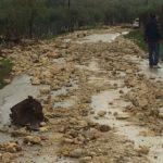 Zone devastate dal maltempo: nell'agrigentino al via la ricognizione dei danni