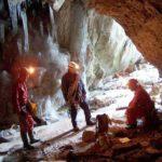 """Speleologia: corsisti esplorano la grotta """"Zubbia Camilleri"""" a Cattolica Eraclea"""