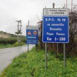 Viabilità interna messa a dura prova dalla perturbazione in transito sulla provincia di Agrigento