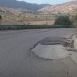 """Area Rinnovamento su strada provinciale 26: """"situazione di degrado e pericolosità"""""""