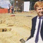 """Nuove scoperte archeologiche alla Valle dei Templi, Firetto: """"un unicum che nel 2020 potrà raccontare passo dopo passo i 2600 anni di storia"""""""