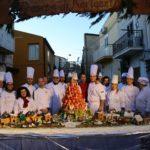 Dolce record ad Agrigento: il Pastry Chef Giovanni Mangione realizza una splendida Torta-Presepe – FOTO