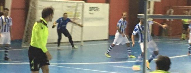 Prova di forza dell'Akragas Futsal: altra vittoria contro il Leonforte