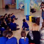 Oggi ultimo incontro di Capitan Eco a Realmonte e Porto Empedocle per spiegare la differenziata ai bambini