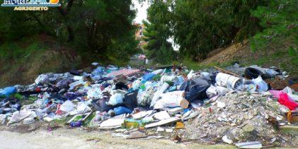 """Porto Empedocle, l'allarme di MareAmico: """"discarica multimateriale in località San Calogero"""" – VIDEO"""