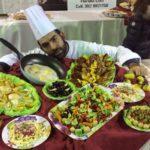 Mostra del dolce  siciliano: il pasticcere agrigentino Giovanni Mangione, incanta con le sue creazioni
