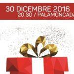 """""""Regalo di Natale, Concerto per Agrigento"""": lunedì la presentazione al PalaMoncada"""