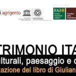 """Agrigento, il caso del Giardino della Kolymbethra nel libro """"Un Patrimonio Italiano"""" del Prof. Giuliano Volpe"""