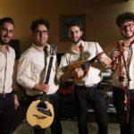 """Quartet Folk"": successo per il tour ""Gira, Vota e Firrìa"""