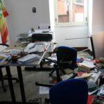 Tentato furto all'Ufficio Tributi di Agrigento? Indagano i Carabinieri
