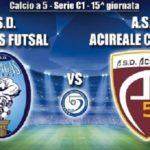 Calcio a 5, l'Akragas Futsal alla prova Acireale – SEGUI LA DIRETTA