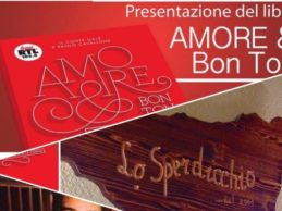"""Al ristorante """"Lo Sperdicchio"""" di Aragona pranzo e presentazione del libro """"Amore e Bon Ton"""""""
