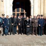 Canicattì, celebrata la ricorrenza del 72° anniversario dell'uccisione del Tenente dei Carabinieri Antonino Di Dino