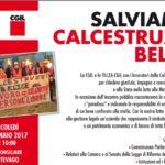 Montevago, la CGIL a sostegno dei lavoratori della Calcestruzzi Belice