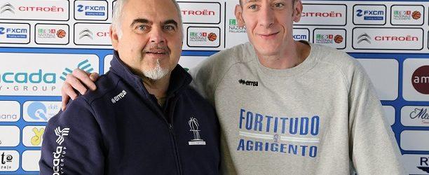 Fortitudo Agrigento, verso il derby: le parole di coach Franco Ciani e Marco Evangelisti