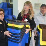 Differenziata a Porto Empedocle: rubati i contenitori consegnati ai cittadini