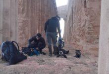 """Ad Agrigento il National Geografic Channel per il documentario """"The Origins"""""""