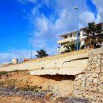 Agrigento, lungomare di Cannatello a rischio crollo: l'allarme di MareAmico