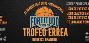 """Agrigento, al via la seconda edizione della """"Fortitudo School Cup – Trofeo Erreà"""""""