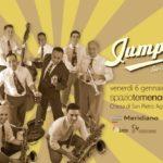 Agrigento, il concerto dei Jumpin'up rinviato a domenica