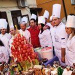 Presepe di Agrigento: chiusura della IX edizione con le dolcezze dello chef Mangione