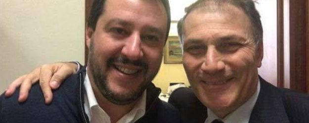 La Lega dei popoli di Salvini si insedia ad Agrigento