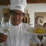 """Alberghiero Favara: l'istituto """"Ambrosini"""" a lezione di cucina con il """"re del riso"""" Gabriele Ferron"""