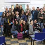 """Continuano le attività del progetto """"Officine Mas"""": giovani incontrano in Sindaco di Ravanusa"""