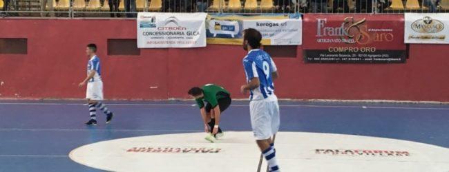 Grinta e determinazione, l'Akragas Futsal ritrova la vittoria