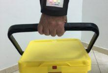 Differenziata all'Aro Scala dei Turchi: dai primi di marzo braccialetti elettronici per il porta a porta