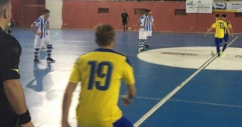 Akragas Futsal alla prova Argyrium – SEGUI LA DIRETTA