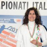 "Un 2017 ""d'oro"" per l'atleta agrigentina Giusi Parolino"