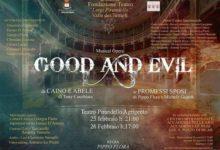 """Agrigento, al Teatro Pirandello """"Good and Devil"""" del maestro Pippo Flora"""