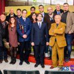 Agrigento, alla guida della segreteria provinciale dell'Aics rieletto Giuseppe Petix