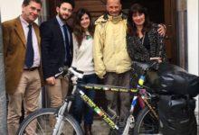"""Janus River a Porto Empedocle: il ciclista """"giramondo"""" racconterà la sua esperienza"""