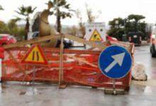 Agrigento, nuovi disagi in piazza Plebis Rea: dopo i lavori ecco la fuoriuscita d'acqua