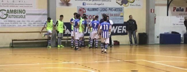 Altra sconfitta per l'Akragas Futsal: contro lo United Capaci finisce 4-2