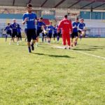 Verso Akragas-Fidelis Andria: allenamento tecnico-tattico all'Esseneto