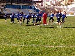 Akragas, oggi riprendono gli allenamenti in vista della Juve Stabia