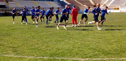 Verso Messina-Akragas: biancoazzurri riprendono gli allenamenti