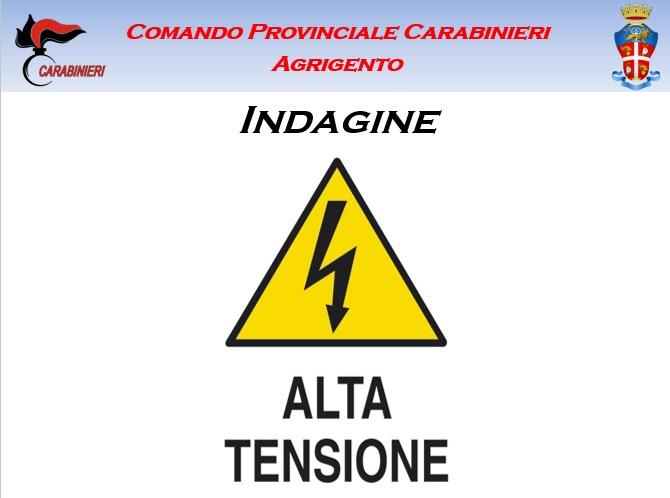 Operazione alta tensione furti di energia elettrica for Pagare bolletta enel in ritardo