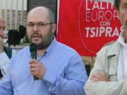 Agrigento, Antonio Palumbo segretario del Partito della Rifondazione Comunista