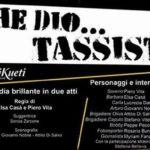 "Favara, al Teatro San Francesco la commedia ""Che Dio…tassista"""