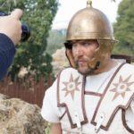 """210 A.C. LA CONQUISTA DI AKRAGAS: """"Matrone e soldati in giro per la Valle"""""""