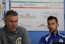 """Akragas, testa al Melfi. Di Napoli: """"squadra molto forte"""" – VIDEO"""