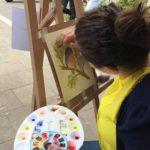 Le estemporanee di pittura… una cosa seria