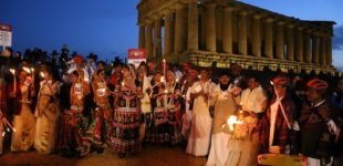 Agrigento, Festa del Mandorlo in Fiore nel registro delle Eredità immateriali della Regione Siciliana