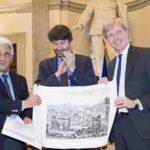 """""""Agri Gentium"""", il ministro Franceschini consegna il premio. Firetto: """"Agrigento comunica bellezza"""""""