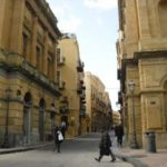 Via Atenea porta di ponte