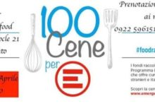 Ad Agrigento #100cene per Emergency
